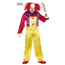 Costume CLOWN HORROR - Tg M 48/50