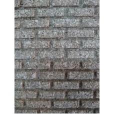 Tavoletta Muro Mattoni 33x25x1 cm