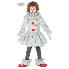 Costume CLOWN IT - Tg 7/9 anni