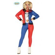 Costume HARLEY QUINN - Tg M 38/40