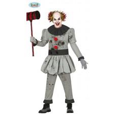 Costume CLOWN IT - Tg L 52/54