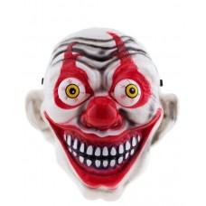 Maschera Clown IT c/occhi movibili