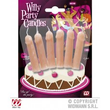 Cf. 6 Candele Willy