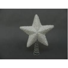 Puntale Stella BIANCA 26 cm