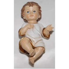Bambino 17 cm in resina