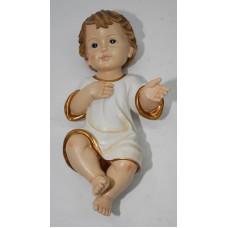 Bambino 33 cm in resina