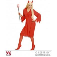 Costume DIAVOLESSA - Tg M 44/46