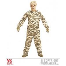 Costume MUMMIA - Tg M 8/10 anni 140 cm