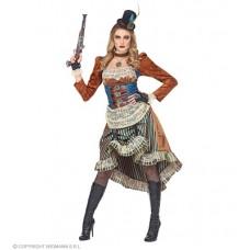 Costume DONNA STEAMPUNK - Tg M 44/46
