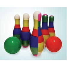 Bowling 6 Birilli con palline