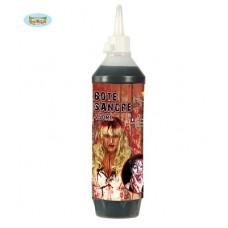 Bottiglia Sangue 450 ml
