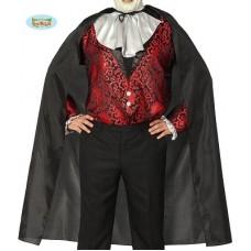 Mantello Nero Adulto 130 cm