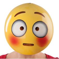 Maschera Emozione Stupita con cerchietto