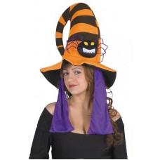 Cappello Strega Rigato c/ragno