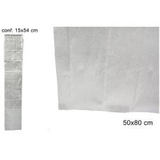 Carta Crespa Argento 50x80 cm