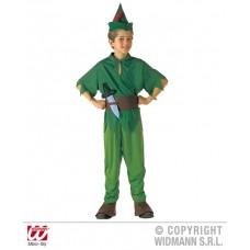 Costume PETER PAN - Tg 4/5 anni 116 cm