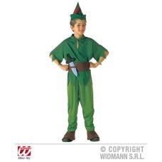 Costume PETER PAN - Tg 2/3 anni 104 cm