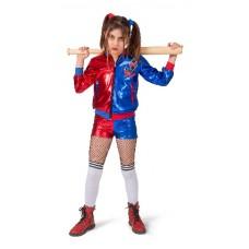Costume HARLEY QUINN - Tg 15 anni 164 cm
