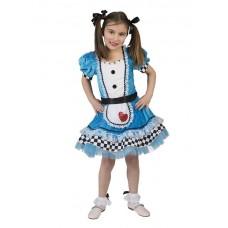 Costume ALICE - Tg 12 anni 152 cm