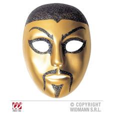 Maschera Cinese Glitter