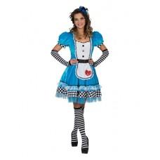 Costume ALICE - Tg 44/46