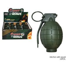Bomba a mano militare con suono