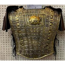 Armatura Romana Oro con spalline