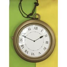 Collana Orologio Steampunk 20 cm