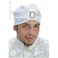 Cappello Arabo Bianco