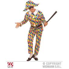 Costume ARLECCHINO - Tg L 52/54