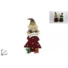 Decorazione Albero a Babbo Natale