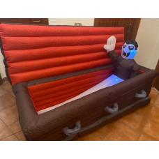 Bara Gonfiabile c/Vampiro e luce 200x60x115 cm