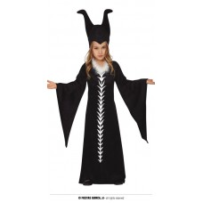 Costume MALEFICA - Tg 7/9 anni