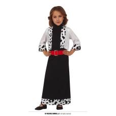 Costume CRUDELIA - Tg 10/12 anni