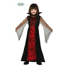Costume VAMPIRESSA - Tg 3/4 anni