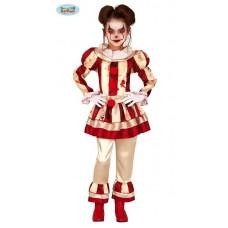 Costume CLOWN IT - Tg 10/12 anni