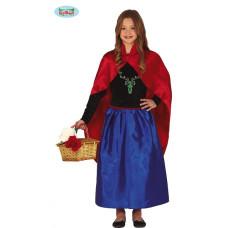Costume ANNA Frozen - Tg 10/12 anni