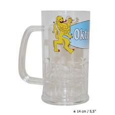 Boccale Birra Trasparente