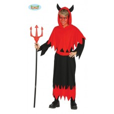 Costume DIAVOLO - Tg 3/4 anni