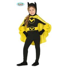 Costume BAT GIRL - Tg 10/12 anni