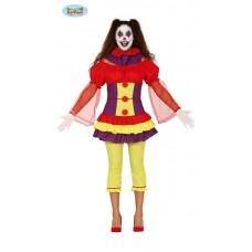 Costume CLOWN IT - Tg L 42/44
