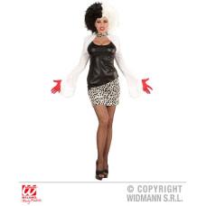 Costume CRUDELIA - Tg M 44/46