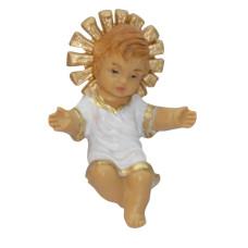 Bambino con aureola 4,5 cm